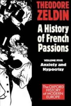 History of French Passions