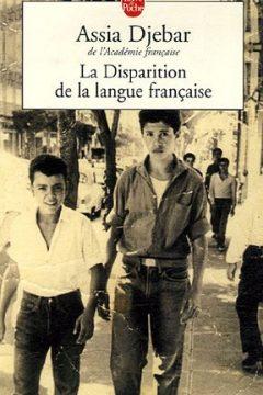 La Disparition de la langue francaise