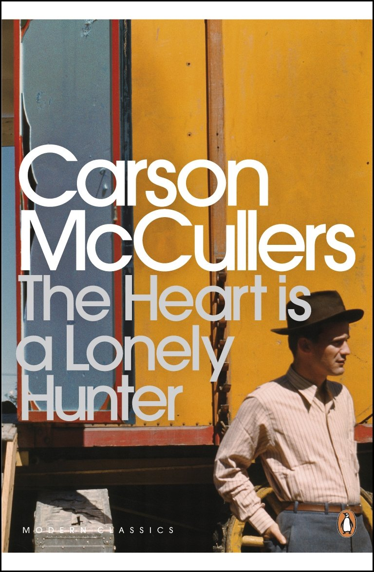 an analysis of the loneliness in the heart is a lonely hunter by carson mcculler The heart is a lonely hunter carson mcculler's first novel  some fight their loneliness with violence and depravity.