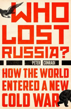 Peter Conradi @ Waterstones Piccadilly - 28th February
