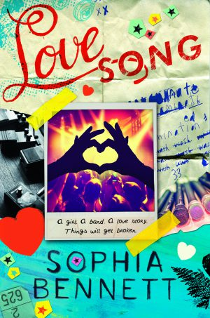 LOVE SONG wins Goldsboro Books Romantic Novel of the Year award