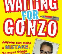 WAITING FOR GONZO cover