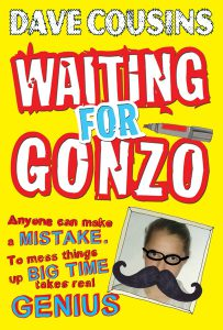 WAITING FOR GONZO shortlisted for the German Youth Literary Prize 2017