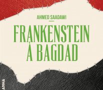 French Cover Frankenstein in Baghdad