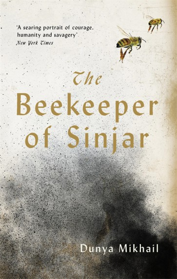 THE BEEKEEPER OF SINJAR longlisted for the National Book Award