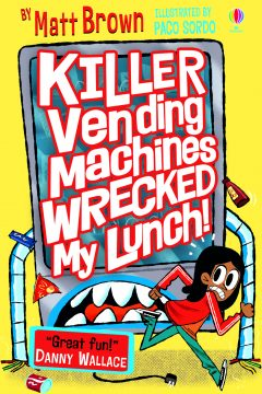 Killer Vending Machines Wrecked my lunch