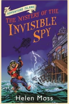 Adventure Island: The Mystery of the Invisible Spy