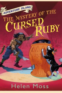 Adventure Island: The Mystery of the Cursed Ruby