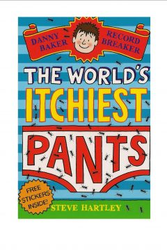 Danny Baker Record Breaker: The World's Itchiest Pants