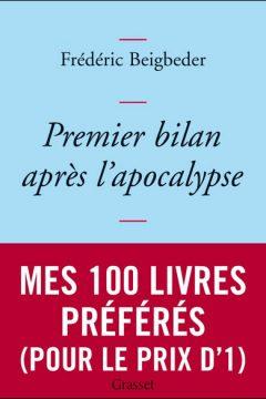 Premier bilan après l'apocalypse (My 100 Favourite Books)