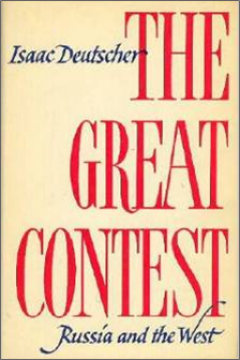 The Great Contest: Russia and the West
