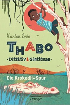 Thabo - Detektiv & Gentleman: Die Krokodil-spur (Thabo, Detective and Gentleman: The Crocodile Tracks)