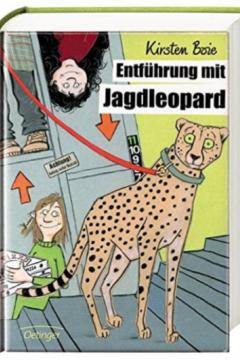 Entfuehrung Mit Jagdleopard