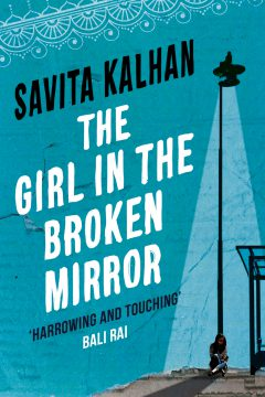 The Girl in the Broken Mirror