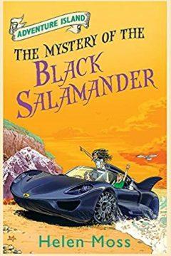 Adventure Island: The Mystery of the Black Salamander