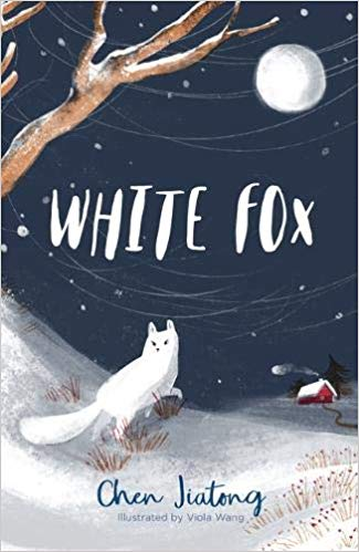 White Fox makes Financial Times 5 Best Children's books of 2019