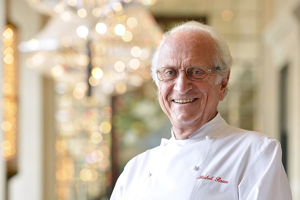 Michel Roux Passes Away Aged 78