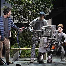 Musical Adaptation of A ROBOT IN THE GARDEN at Japan's Shiki Theatre