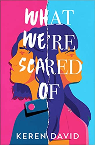 Keren David's WHAT WE'RE SCARED OF longlisted for the Year 9 Book Award