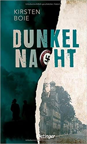 Kirsten Boie's DUNKELNACHT a Spiegel bestseller
